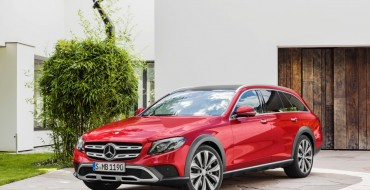 Mercedes-Benz E-Class All-Terrain Set to Debut in Paris, Not Expected in US