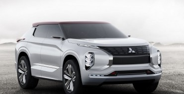 Mitsubishi Confirms Electric-Centered Paris Motor Show Lineup