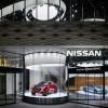 Nissan Opens Glitzy New Showroom In Tokyo