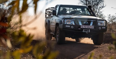 Nissan Helps South Africa's Rhinos