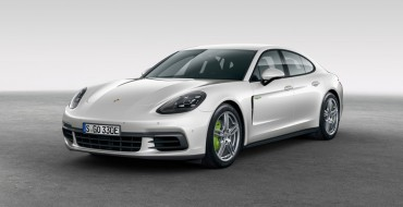 The 2018 Panamera 4 E-Hybrid Will Stupefy Performance Car Purists