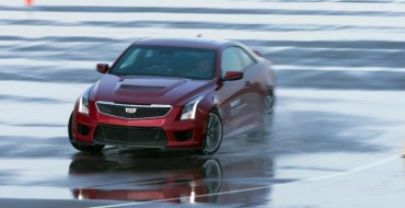 Cadillac Offering Free Driving Lessons to V-Series Buyers