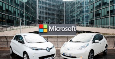 Microsoft and Renault-Nissan Working on Smarter Cars