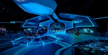 """TRON Realm, Chevrolet Digital Challenge"" Attraction Opens in Shanghai Disneyland"
