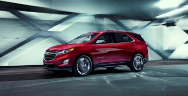 2018 Chevy Equinox to Be Sold in China