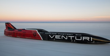 Ohio State University, Venturi Collaborate to Smash Electric Car Speed Record