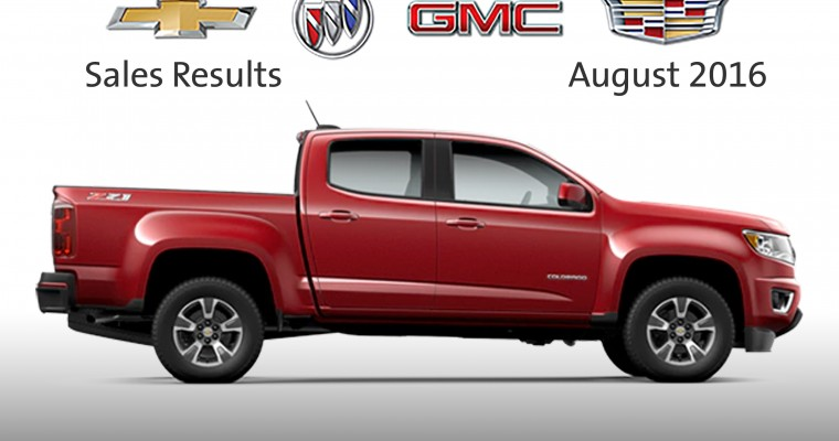 GM Canada Delivers 22,547 Vehicles in August