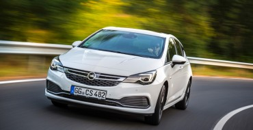 Opel Astra Gets Lower Stance, Visual Tweaks with OPC Line Sport Pack