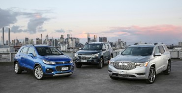 Holden Introduces New Acadia, Announces 2018 Release Date