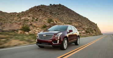 Cadillac Global Sales Grow 23.7 Percent in August as XT5 Continues to Catch On