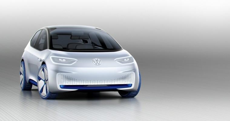 Volkswagen Debuts the I.D. Concept