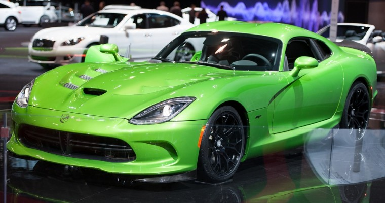 You Could Have the Chance to Own an Original 1998 Dodge Viper GTS-R