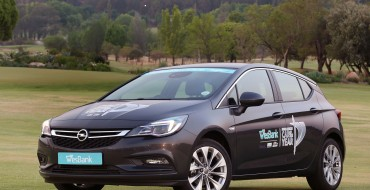Opel Astra Named South African Car of the Year Finalist