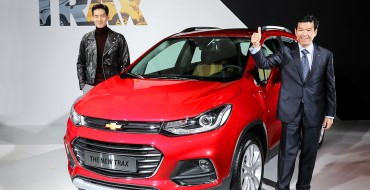 New Chevy Trax Released in Korea