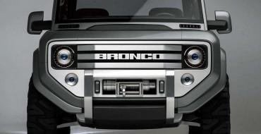 Report: Ford Bronco Development Underway in Australia