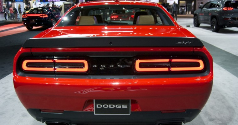 All-Wheel Drive Dodge Challenger GT Will Yield 21 MPG Combined