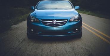 2017 Buick Cascada Overview