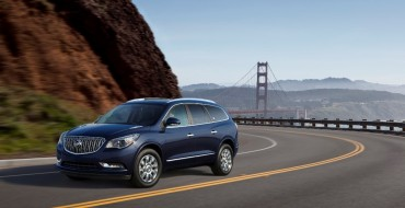 The Buick Enclave is the Most Googled Vehicle in the Country