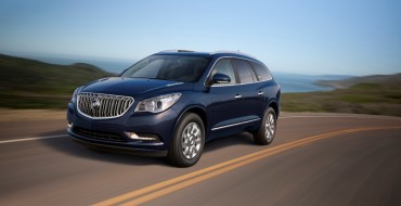 2017 Buick Enclave Overview