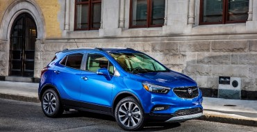 2017 Buick Encore Overview