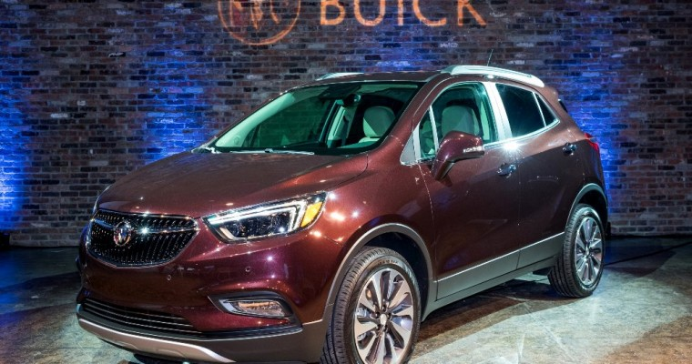 New 2017 Buick Encore Ads Promote SUV's Ability to Improvise