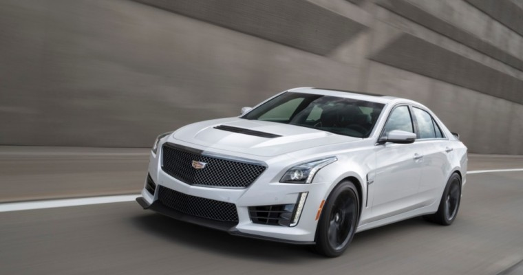 2017 Cadillac CTS-V Overview