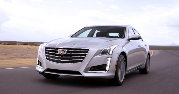 2017 Cadillac CTS Overview
