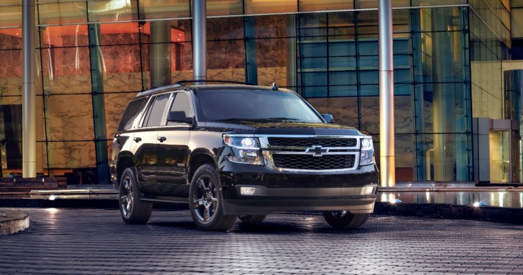Chevrolet Introduces Midnight Special Edition Tahoe, Suburban