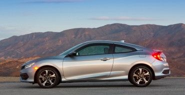 2017 Honda Civic Coupe Overview