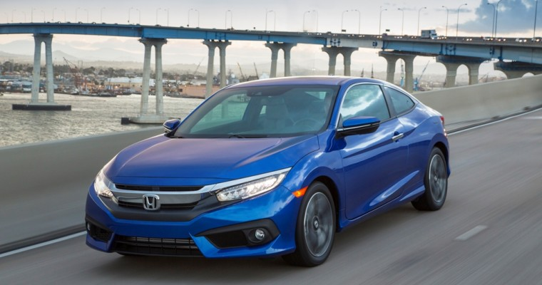 Civic, HR-V Score Big Sales for Honda in August