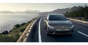 Lincoln Motor Company Nearly Triples Sales in China in 2016