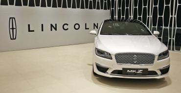 Korea Says 안녕 to New 2017 Lincoln MKZ
