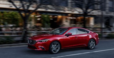 2017 Mazda6 Overview