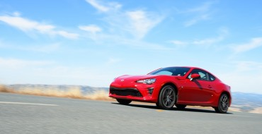 2017 Toyota 86 Overview