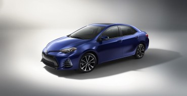 2017 Toyota Corolla Celebrates 50th Anniversary with Extra Safety and Features
