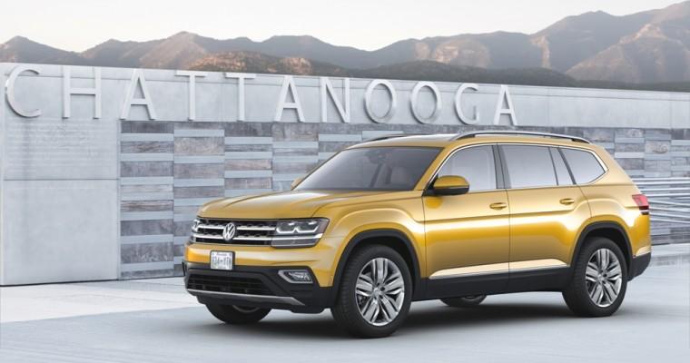 Volkswagen Unveils New American SUV