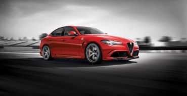 FCA Will Only Offer Alfa Romeo Giulia with Automatic Transmission