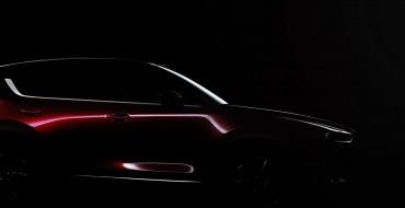 Mazda Gives Sneak Peek of 2017 CX-5, Announces LA Premier