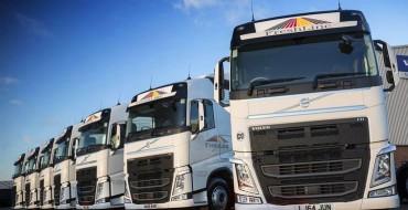 Latest Volvo Trucks Accomplishments