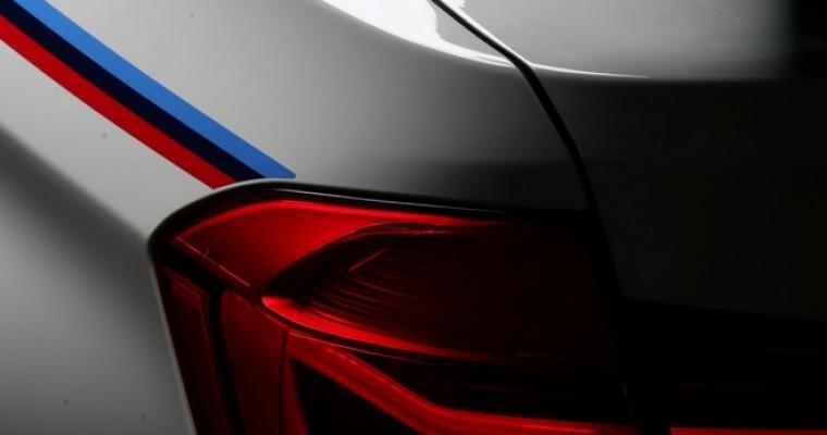 BMW Teases 2016 SEMA Show Display