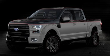 Ford SEMA 2016 Preview: BMX-Themed Ford F-150 Lariat SuperCrew