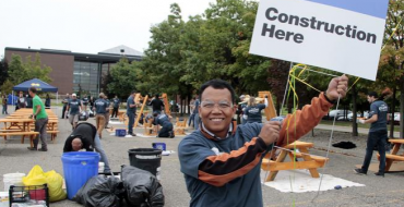 Fiat Chrysler Employees Join with Habitat for Humanity to Celebrate #WorldHabitatDay