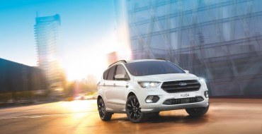 Ford Europe Sales Increase 4% in November as New Fiesta Ramps Up, Kuga Delivers Strong Sales