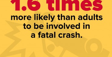 Study Finds Teen Drivers More Likely to Be Involved in Fatal Crashes