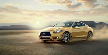 You'll Want This Gold Infiniti Under Your Christmas Tree