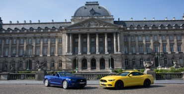 TIL Ford Mustangs Are Really Popular in Belgium