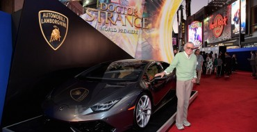 Visionary Doc Strange Drives–and Crashes–a Visionary Lamborghini Huracán