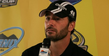 Jimmie Johnson Gives Team Chevy the Victory at Charlotte