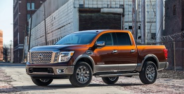 Could the Nissan Titan Win North American Truck of the Year?