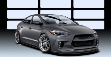 Road Racer Elantra Concept to Debut at SEMA